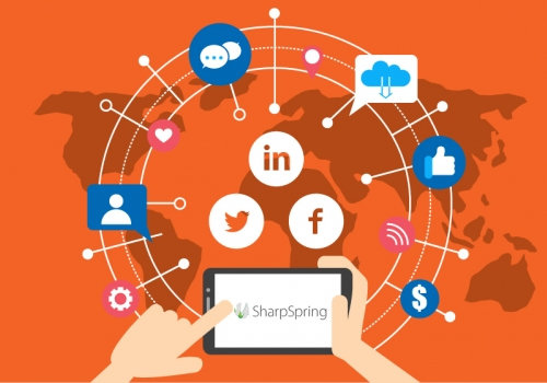 Using SharpSpring Social to Manage your Social Media Marketing