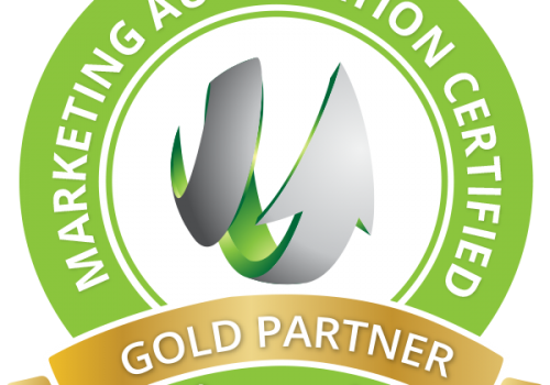 We're SharpSpring Gold Accredited