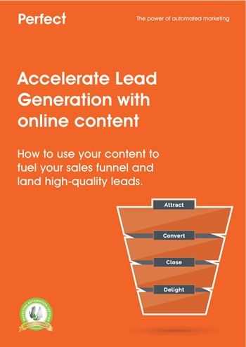 Accelerate lead generation
