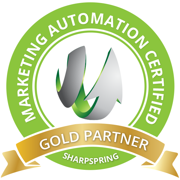 Sharpspring Platinum Certified